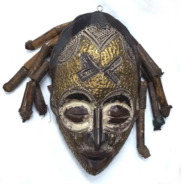 Southern African Masks, South Africa Mask, Wooden