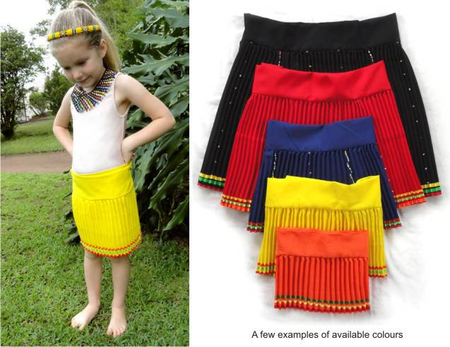 African Clothing, Skirts, Shirts, Zulu Skirts, Traditional